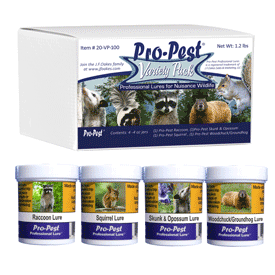 Pro-Pest Wildlife Variety Pack #100
