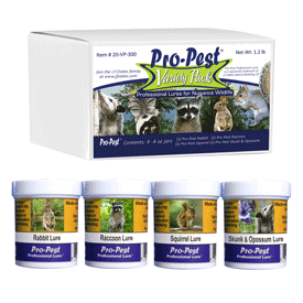 Pro-Pest Wildlife Variety Pack #300