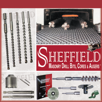 Drill Bits, Cores & Augers